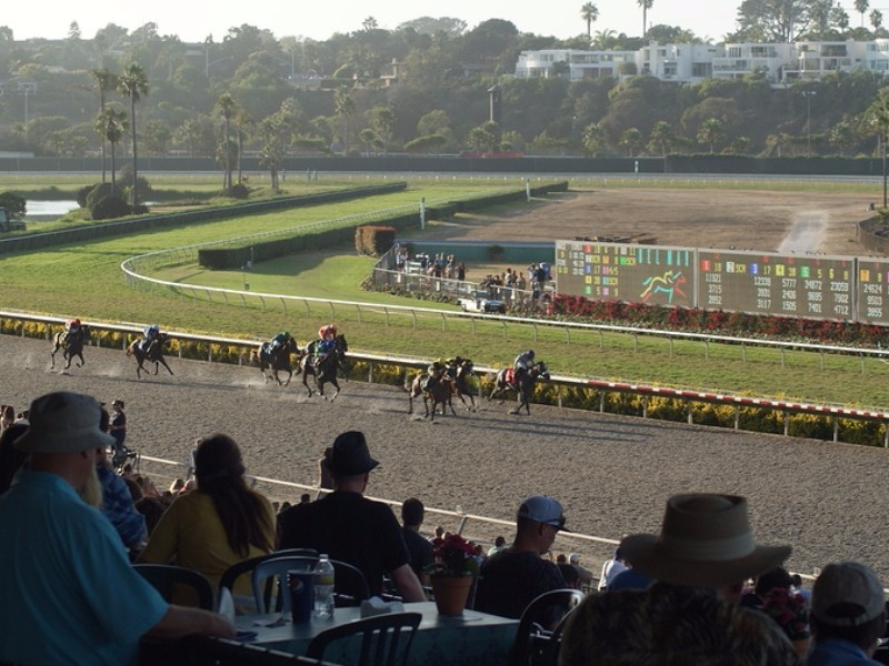 Del Mar Racetracks