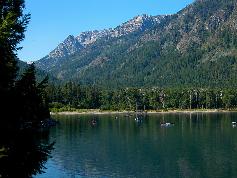 Wallowa Lake