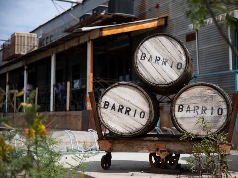 Barrio Brewing Company