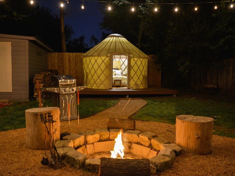 Experience Austin Glamping