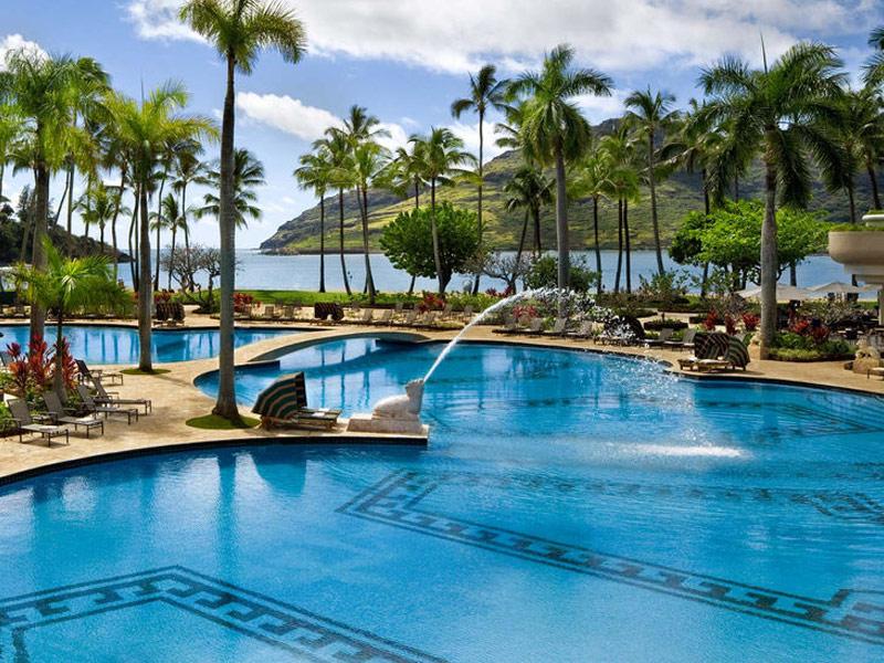 Kauai Marriott Resort, Lihue