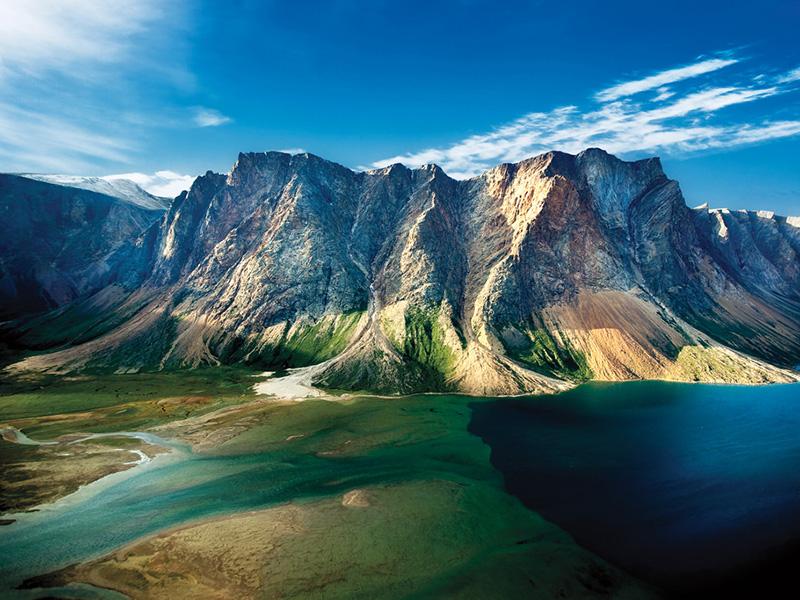Torngat Mountains National Park, Labrador (Newfoundland and Labrador)