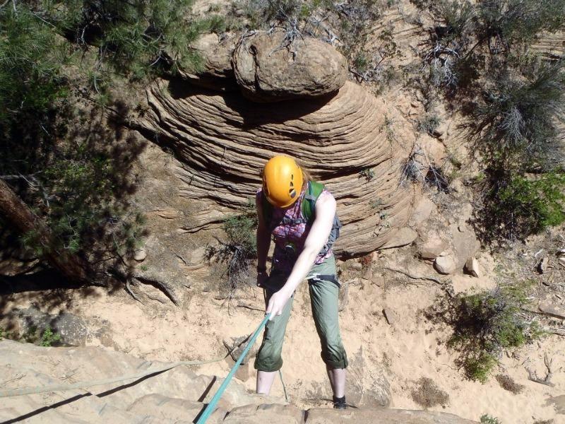 Canyoneering at Zion National Park