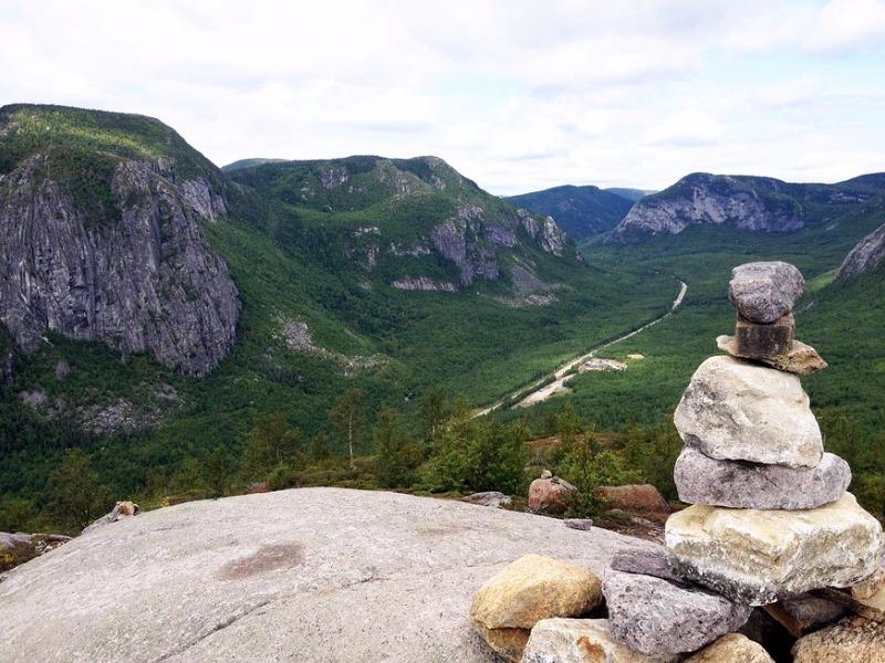 La Route Verte, Canada