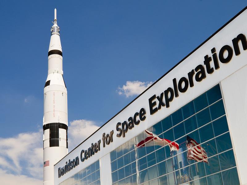 Davidson Center for Space Exploration, Huntsville