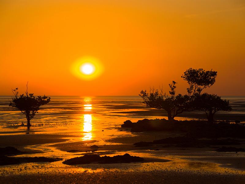 Pocock's Beach, Kakadu, Northern Territory, Australia