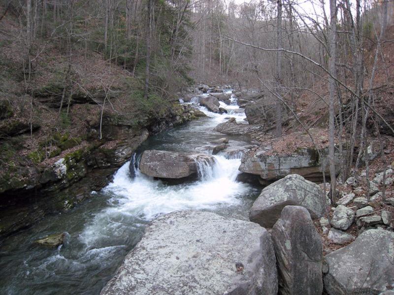 Laurel-Snow Falls