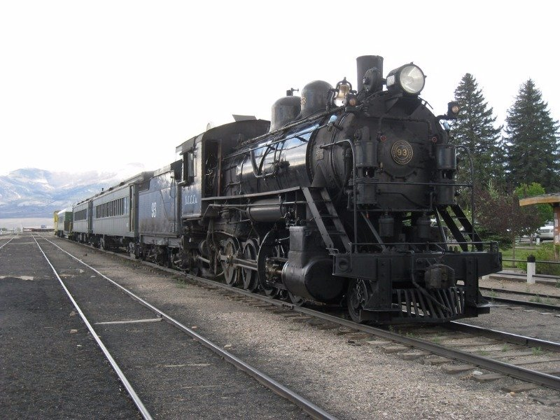 train, Ely