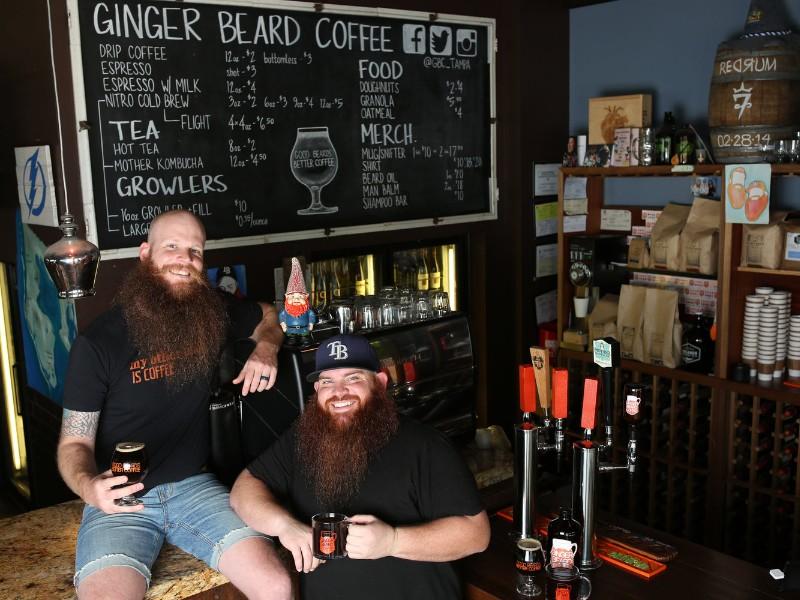 Ginger Beard Coffee