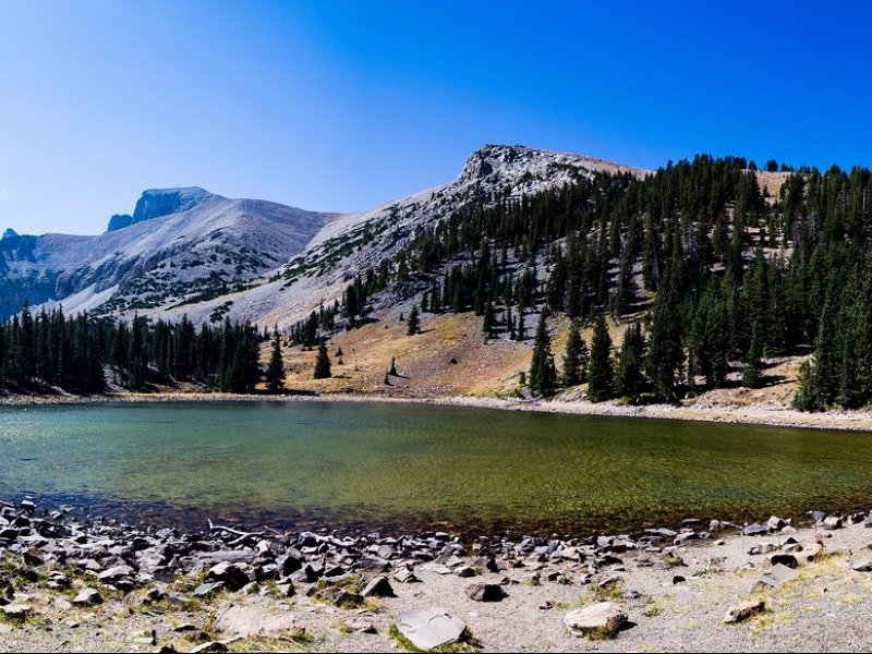 Stella Lake, Great Basin National Park