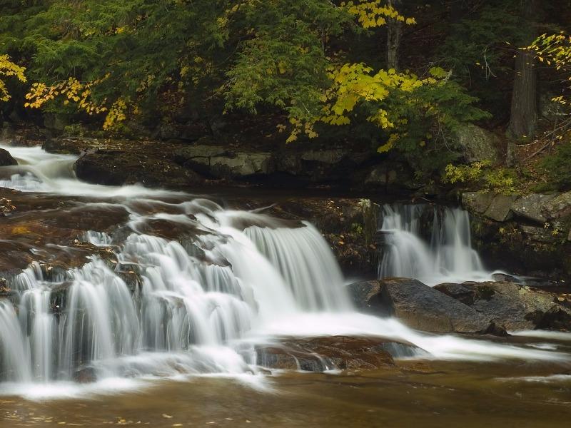 Jackson Falls near Jackson, New Hampshire