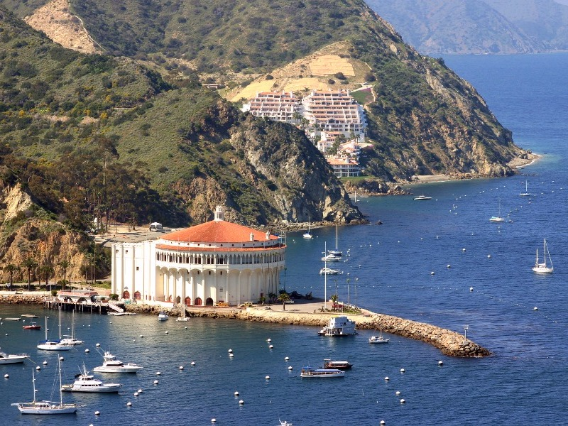 Catalina Island Casino, Avalon, Catalina Island