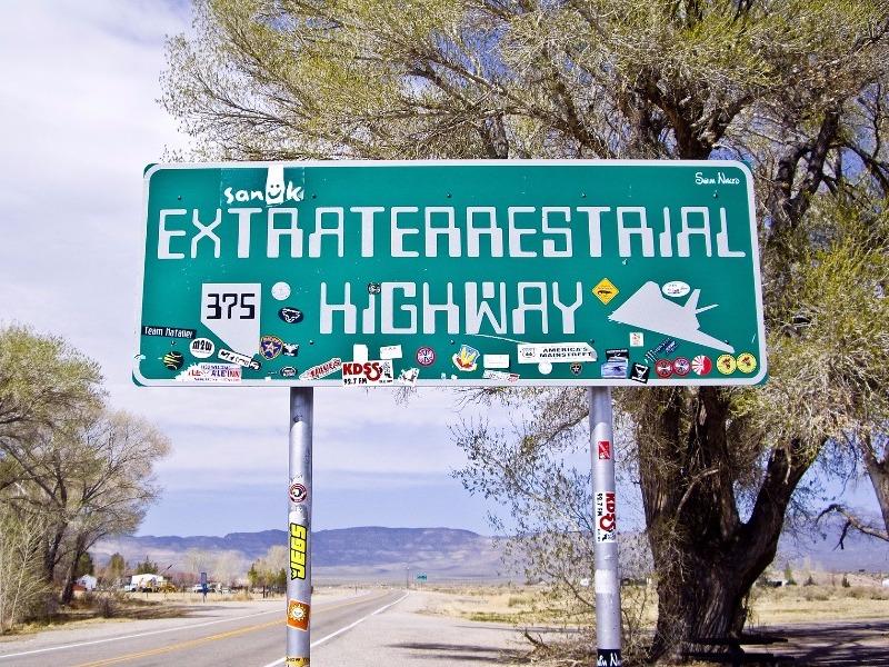 E.T. Highway in Rachel