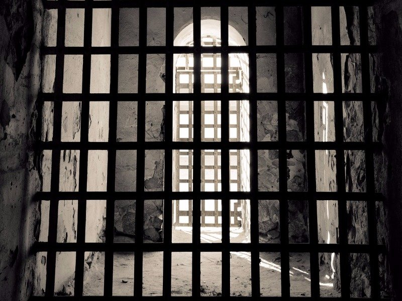 Old Yuma Jail Cell