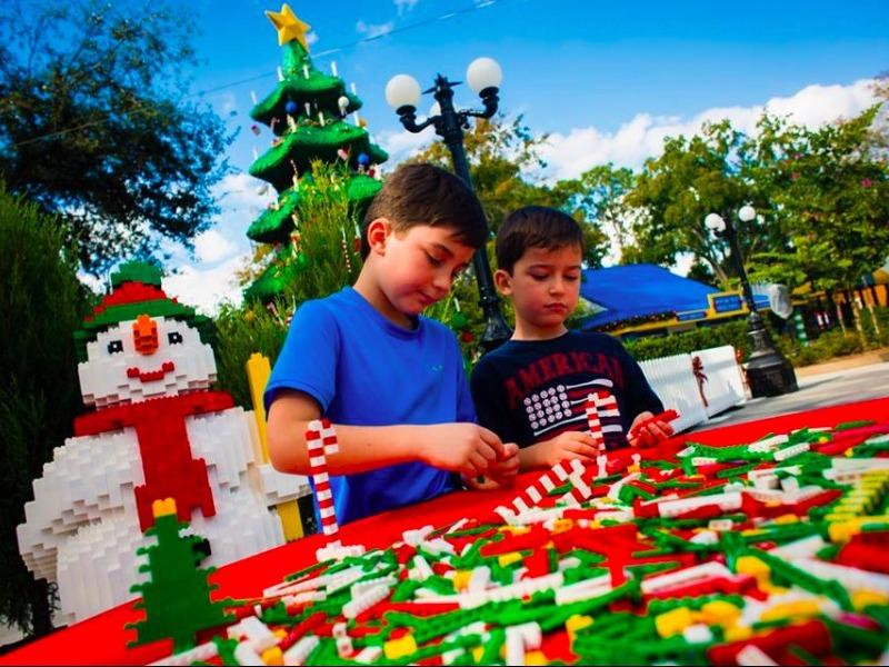 LEGOLAND Florida Christmas Bricktacular, Winter Haven