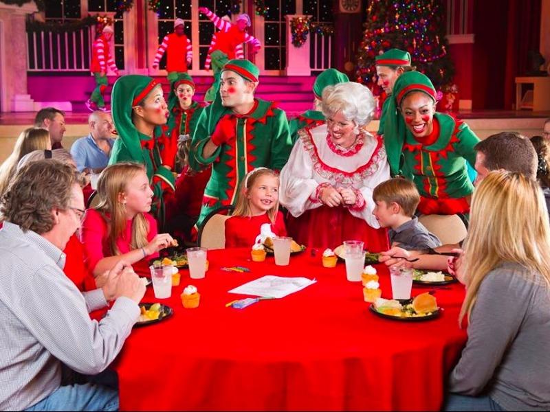 Busch Gardens Christmas Town, Tampa