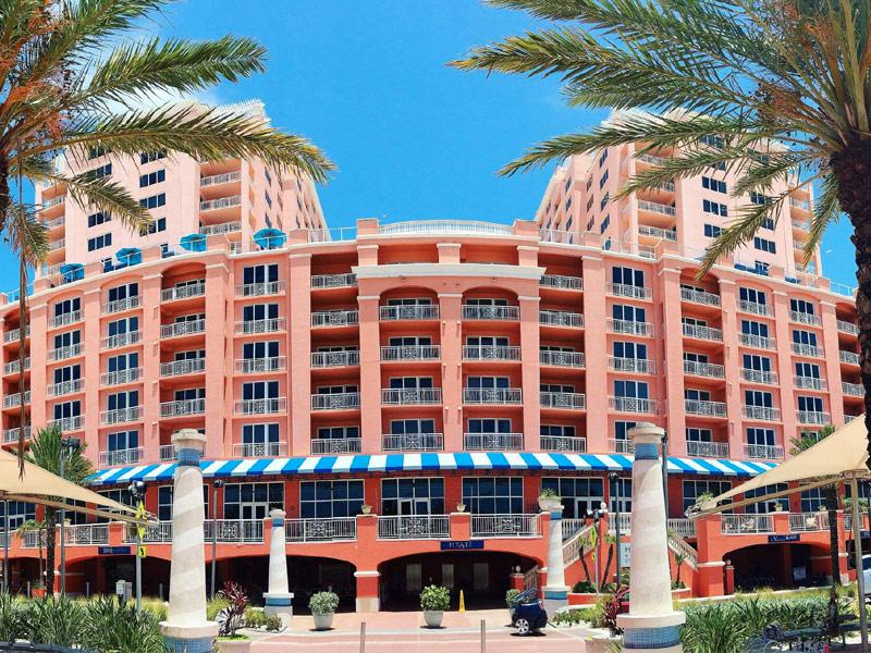 Hyatt Regency Clearwater Beach Resort & Spa, Clearwater Beach