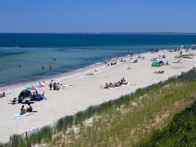 Oak Bluffs Beach, Martha's Vineyard