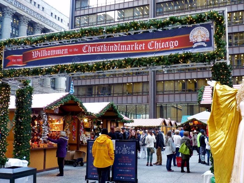 Chriskindlmarkt Chicago