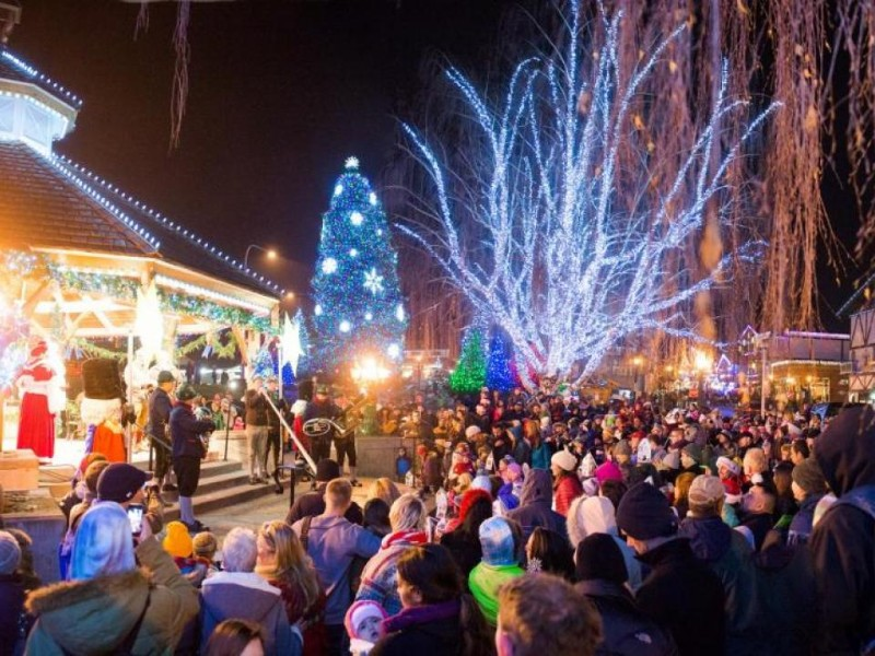 Christkindlmarkt – Leavenworth, Washington