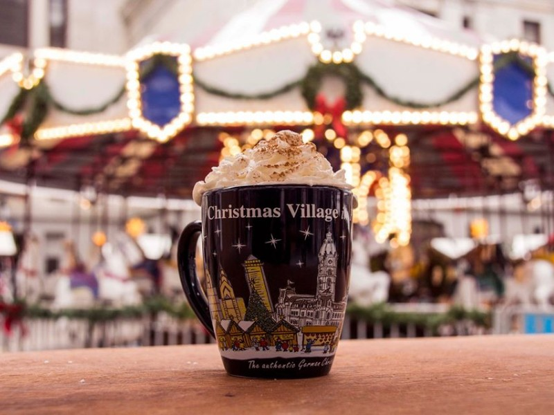 Christmas Village – Philadelphia, Pennsylvania