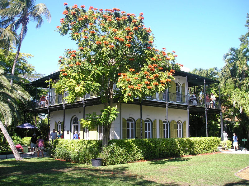 Ernest Hemingway House, Key West
