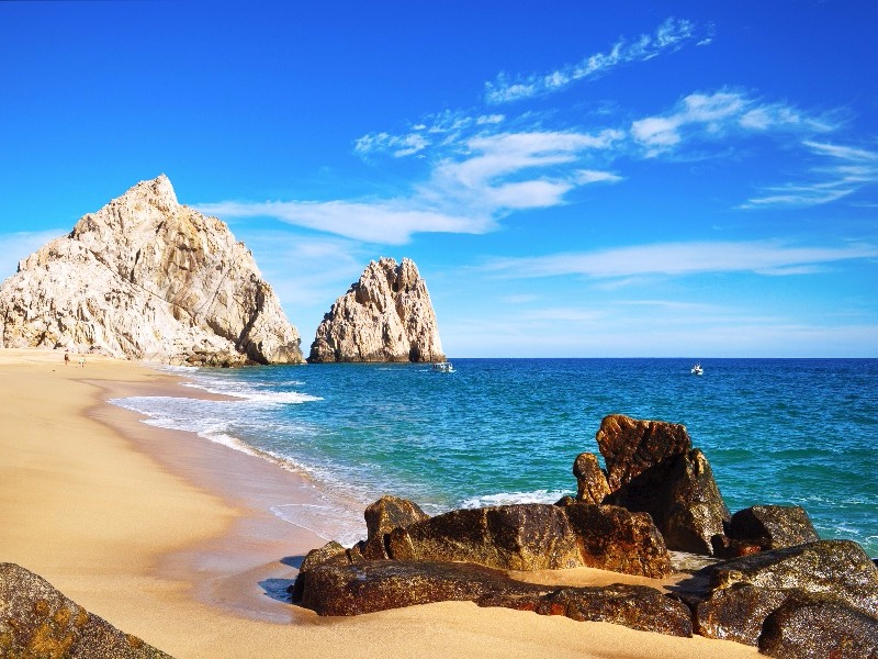 Lover's Beach, Cabo San Lucas, Baja California