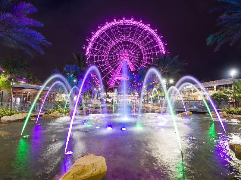 The Orlando Eye, Orlando