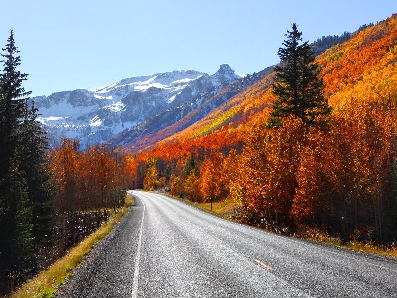 Million Dollar Highway, Colorado