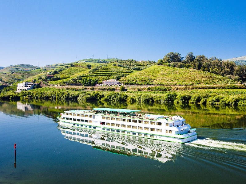 Cruising the Douro Valley, Portugal