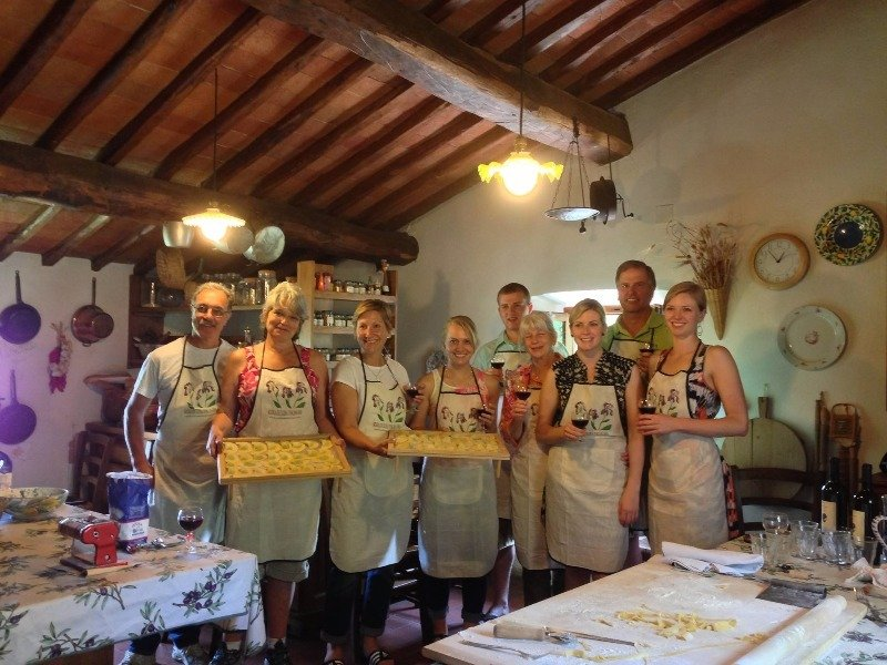 Toscana Mia Italian Cooking