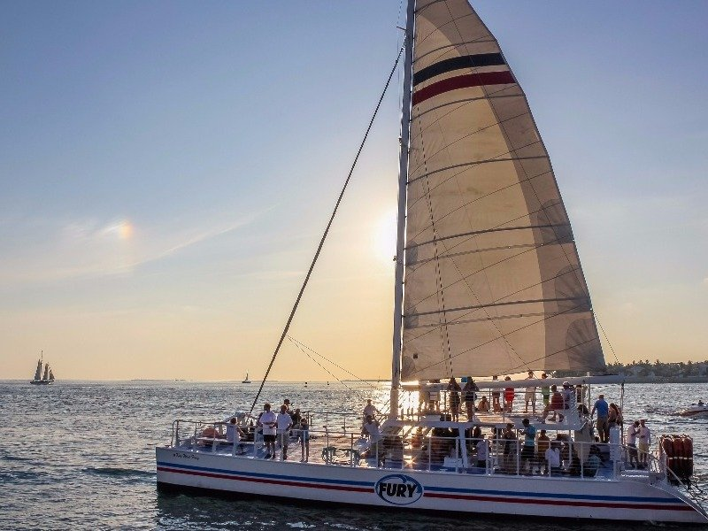 sailing, Key West
