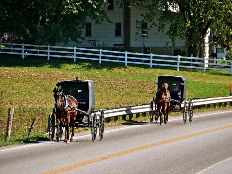 Ohio Amish community