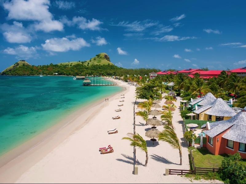 Sandals St. Lucian Spa & Beach Resort, St. Lucia