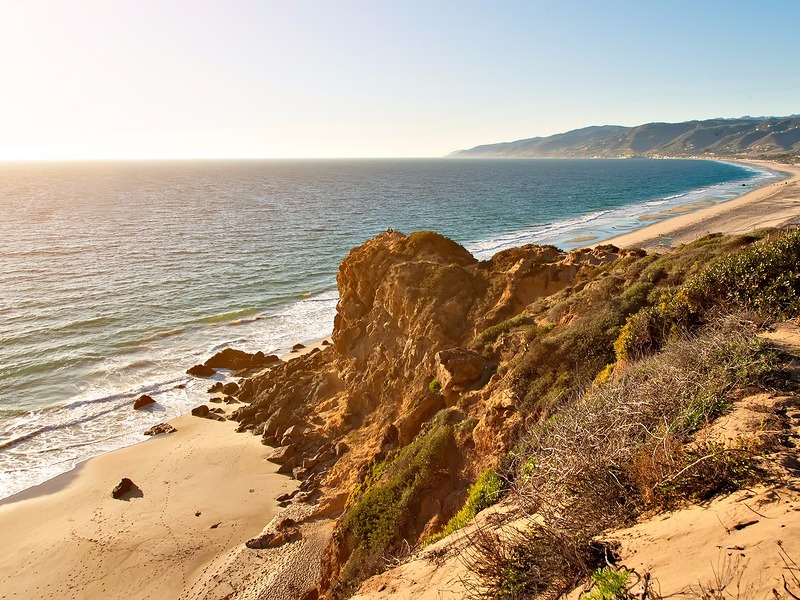 Point Dume Beach Malibu