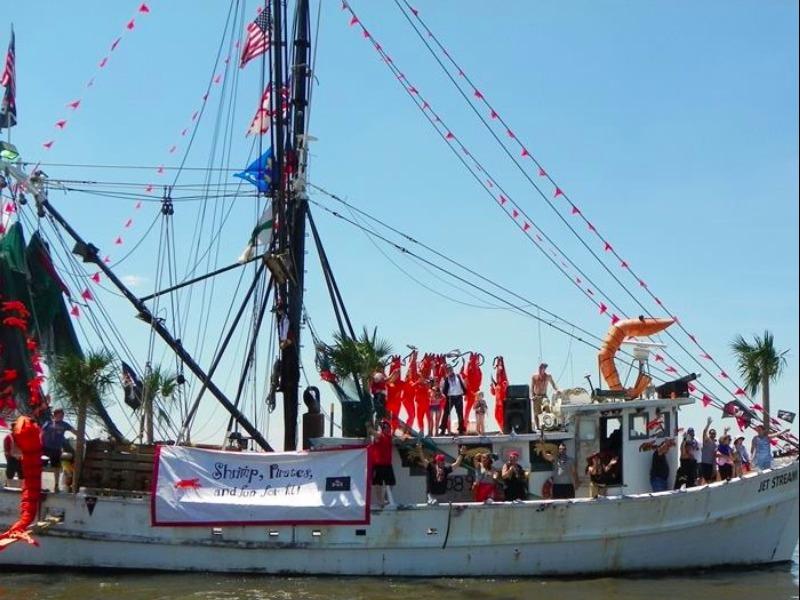 Isle of Eight Flags Shrimp Festival