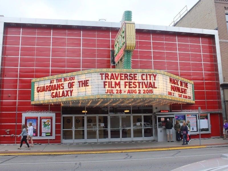 Traverse City theater