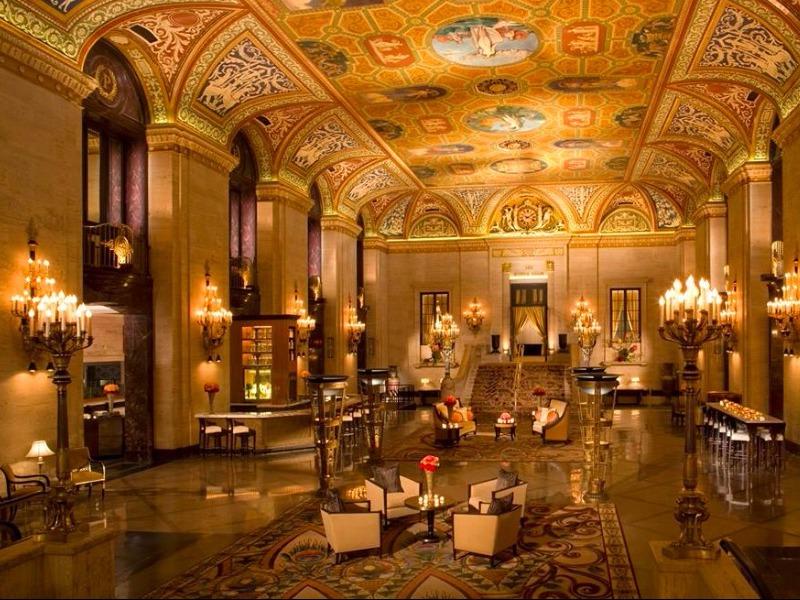 Palmer House, A Hilton Hotel, Chicago, Illinois