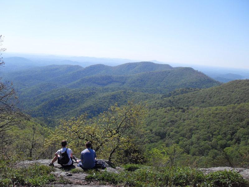 Blue Ridge, Goergia - Appalachian Trail