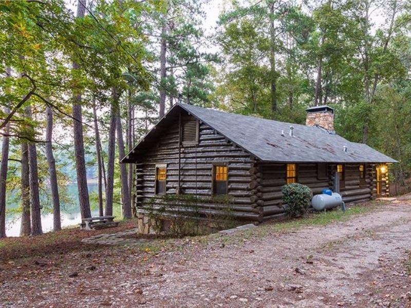 F. D. Roosevelt State Park Cottages – Warm Springs, Georgia