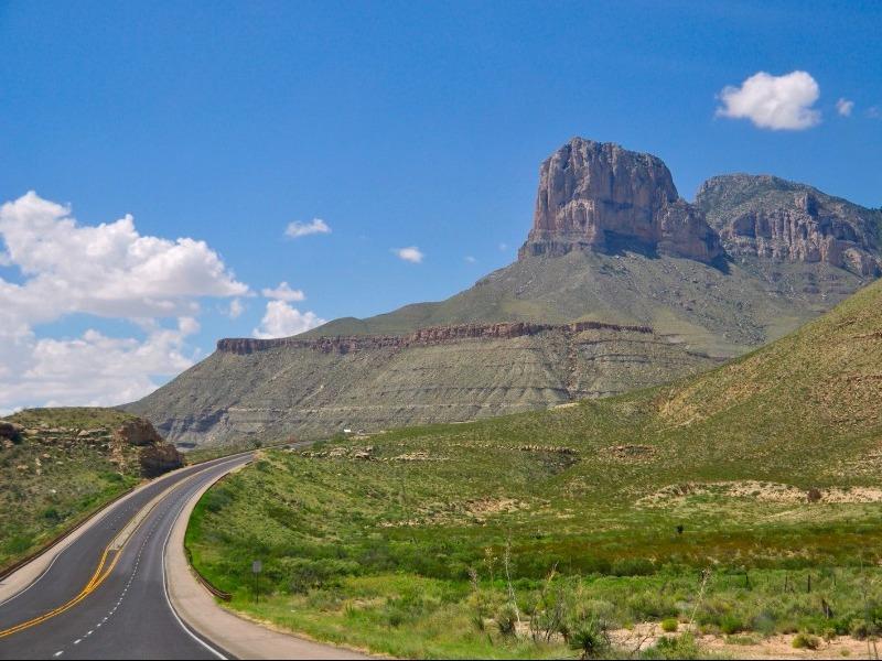 The Guadalupe Peak