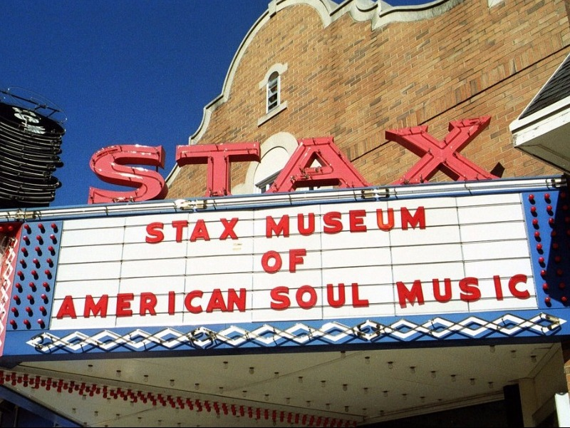 Stax Record Co. & Museum of American Soul Music