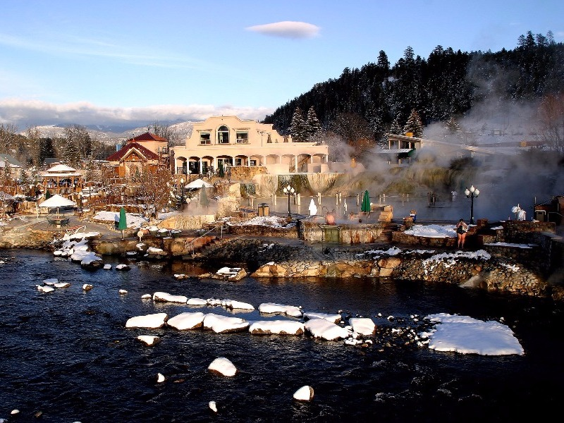 The Springs Resort & Spa, Pagosa Springs