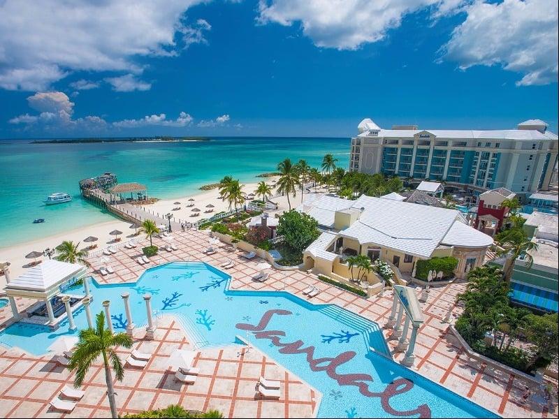 Sandals Royal Bahamian Spa Resort & Offshore Island, Nassau