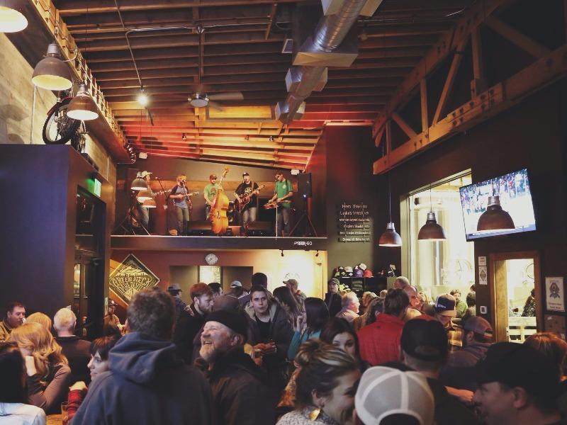 Barley Brown's Brew Pub