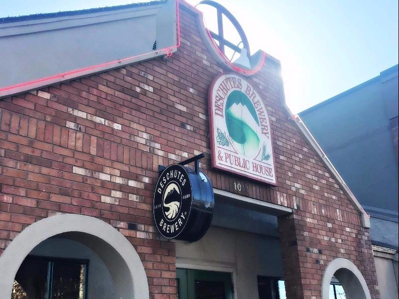 Deschutes Brewery Bend Public House