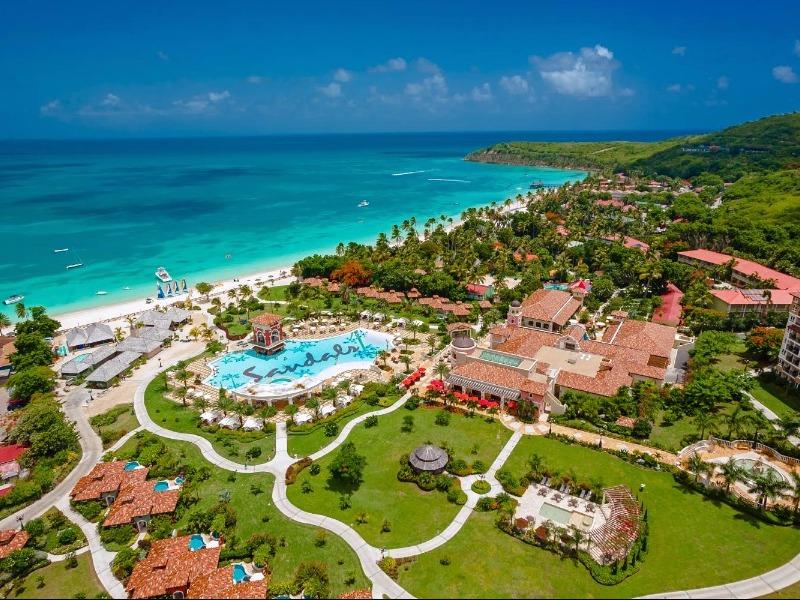 Sandals Grande Antigua Resort & Spa, Antigua