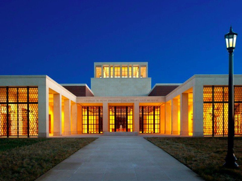 The George W. Bush Presidential Library and Museum, Dallas