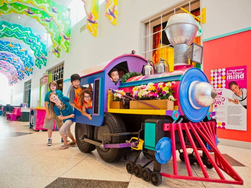 Children's Museum of Houston, Houston