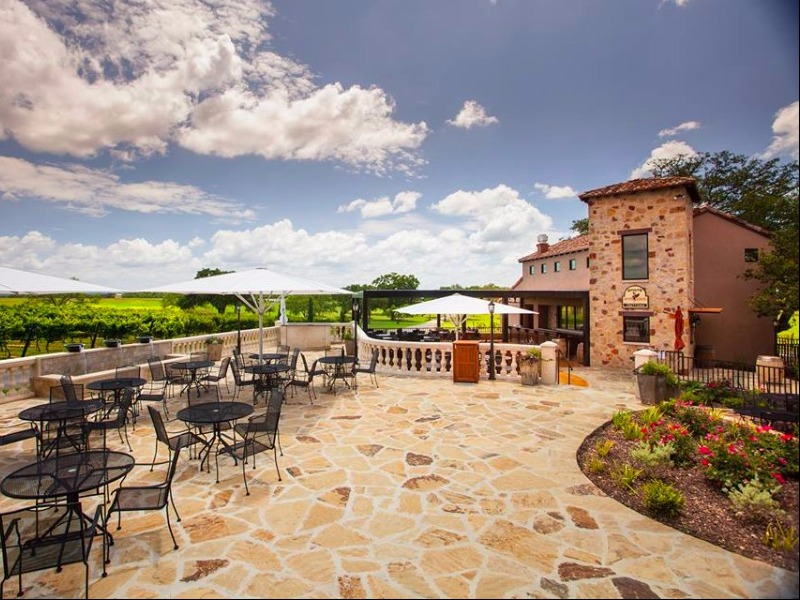 Grape Creek Cellars, Fredericksburg